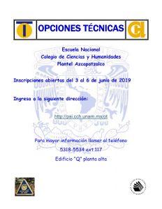 opciones-tecnicas-2019